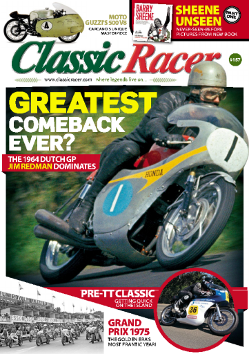Classic Racer — September — October 2017