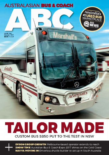 Australasian Bus & Coach — October 2017