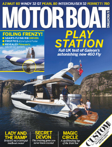 Motor Boat & Yachting – May 2018