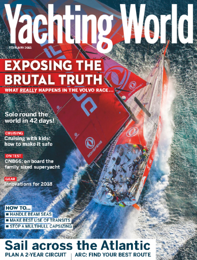 Yachting World — February 2018