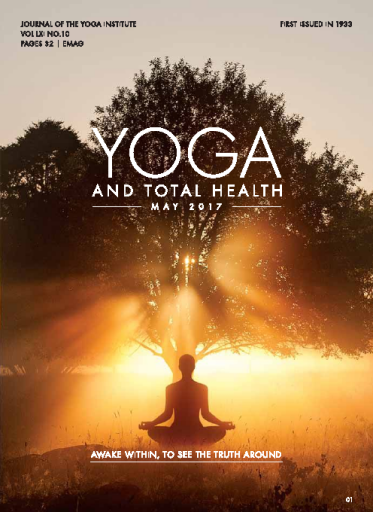 Yoga and Total Health – May 2017