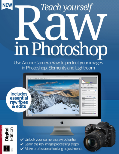 Teach Yourself Raw in Photoshop – August 2019