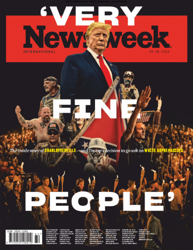 Newsweek International - 09.08.2019