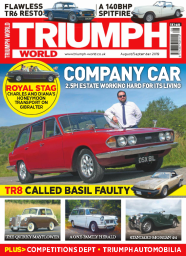 Triumph World – July-August 2019