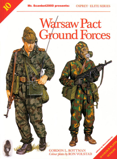 Warsaw Pact Ground Forces (Elite 010)