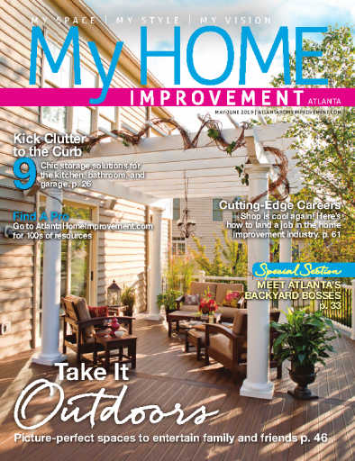 My Home Improvement MayJune 2019