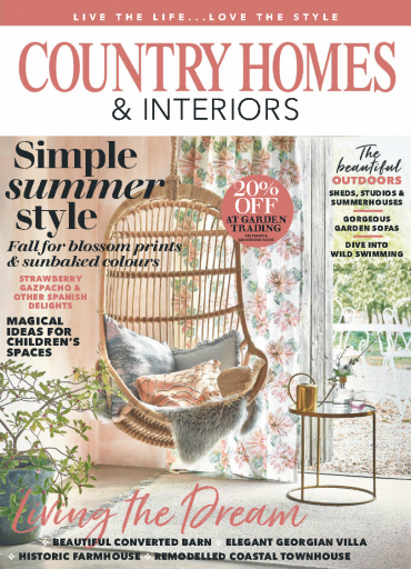 2019-06-01 Country Homes & Interiors