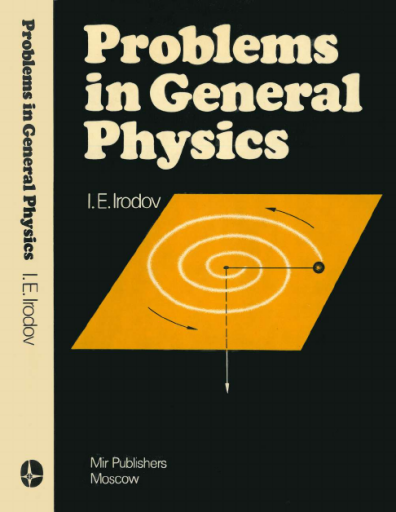Irodov – Problems in General Physics