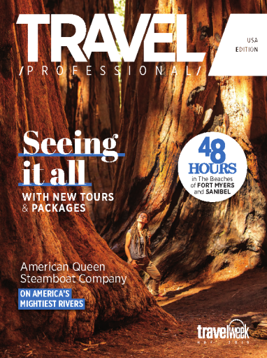 Travel Professional – USA 2019