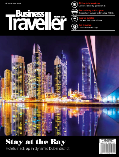 Business Traveller Middle East — October-November 2017