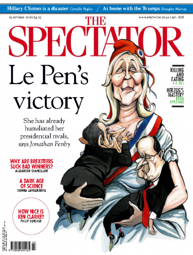 The Spectator - October 29, 2016