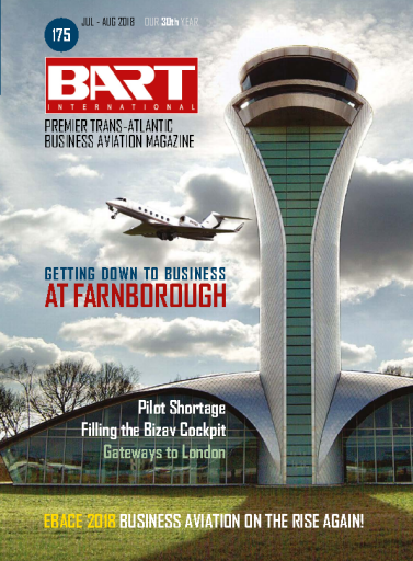 Bart International - July-August 2018