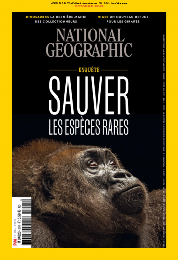 National Geographic France - 10.2019