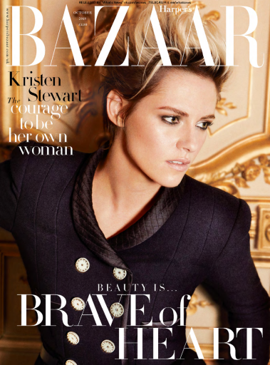 Harper\'s Bazaar UK - 10.2019