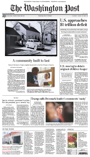 The Washington Post - 22.08.2019
