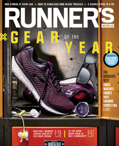 Runner\'s World USA - 09.2019 - 10.2019