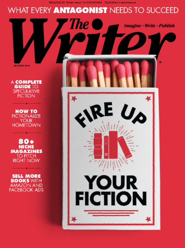 The Writer - 10.2019