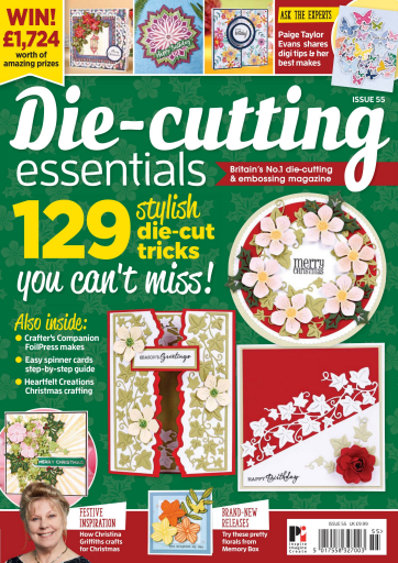 Die-cutting Essentials – September 2019