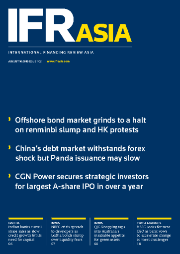 IFR Asia - August 10, 2019