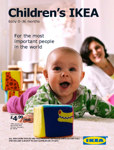 IKEA Childrens_Knowledge_Brochure_0-36_months