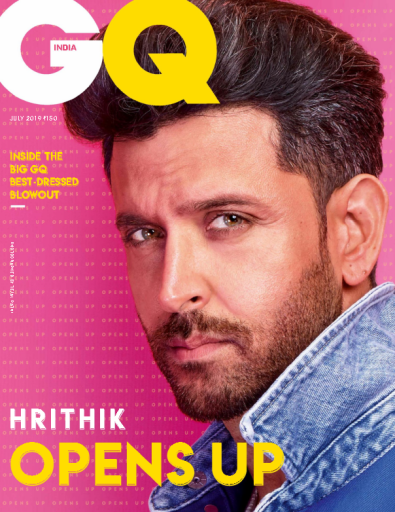 GQ India – July 2019