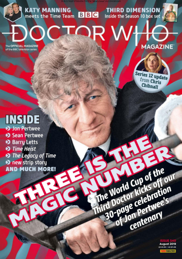 Doctor Who Magazine - 08.2019