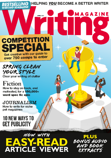 Writing Magazine April 2020