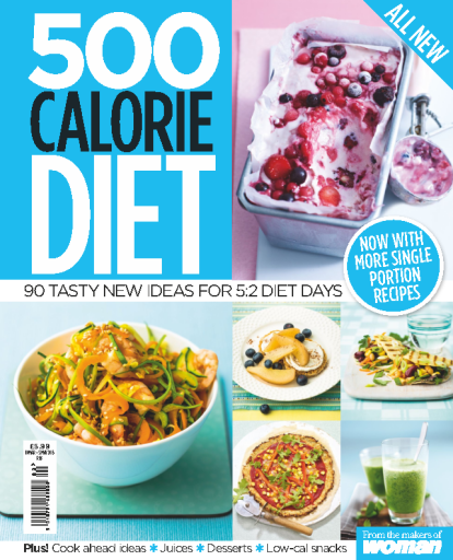 Woman Special Series - 500 Calorie Diet 2 2016