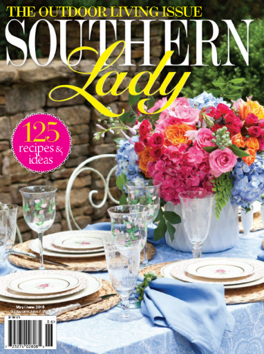 Southern Lady - May - June 2016