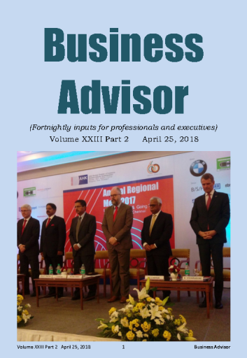Business Advisor – April 24, 2018
