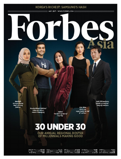 Forbes Asia — May 2017