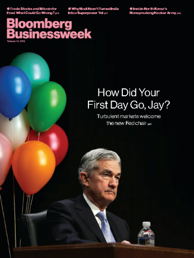 Bloomberg Businessweek USA - February 08, 2018