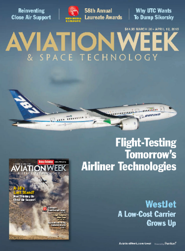 Aviation Week & Space Technology - 30 March-12 April 2015