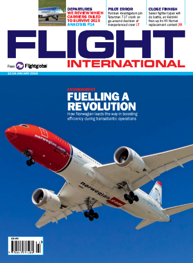 Flight International - January 12, 2016
