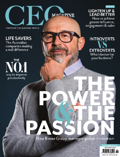 The CEO Magazine Australia & New Zealand – May 2018