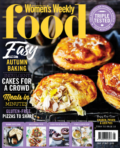 The Australian Womens Weekly Food — Issue 27 2017