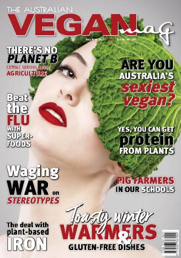 The Australian Vegan Magazine — May-June 2017