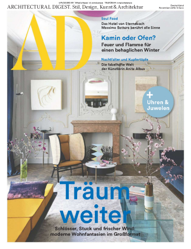 Architectural Digest Germany - 11.2019