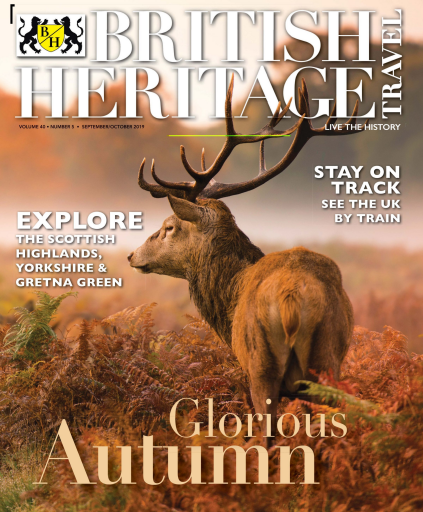 British Heritage Travel – September 2019