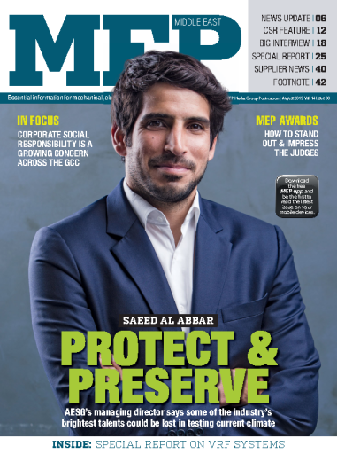 MEP Middle East – August 2019
