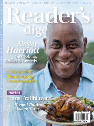 Reader's Digest UK – August 2019