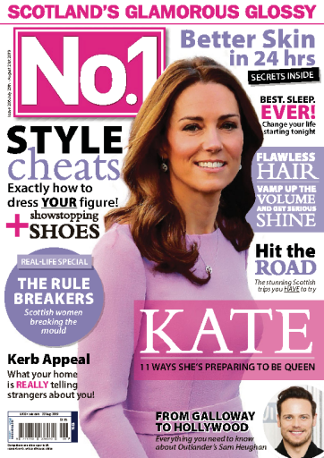 No.1 Magazine – July 25, 2019