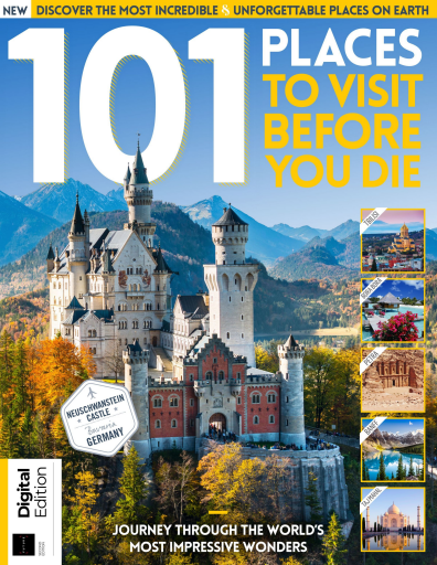 101 Places to Visit Before You Die – July 2019
