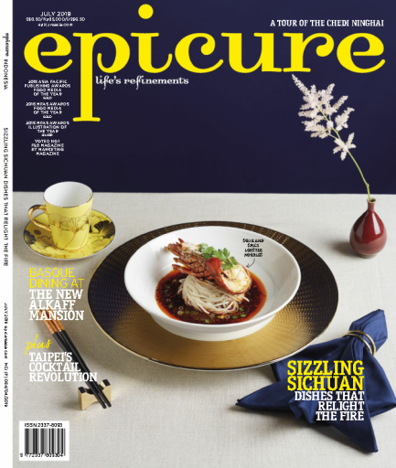 epicure Indonesia – July 2019