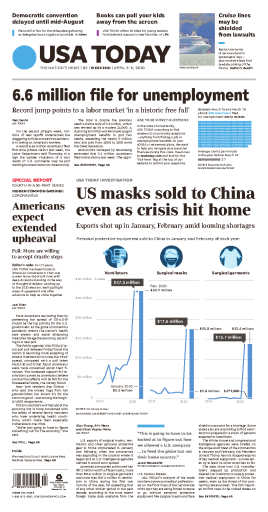 USA Today - 03.04.2020