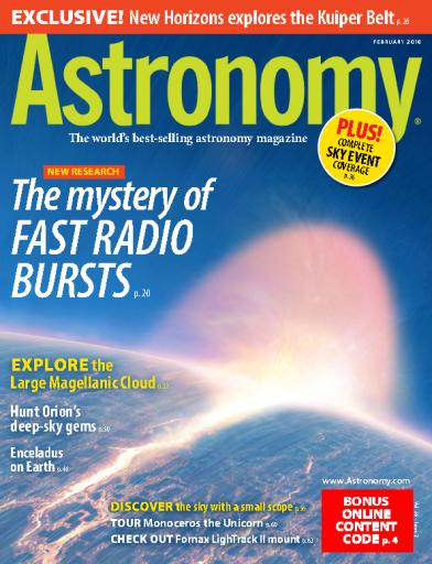 astronomy magazine kalmbach publishing - 392×512
