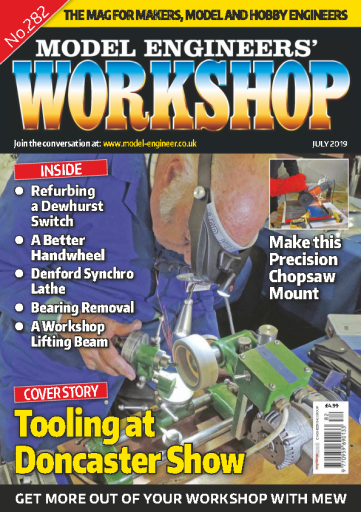 Model Engineers' Workshop – July 2019