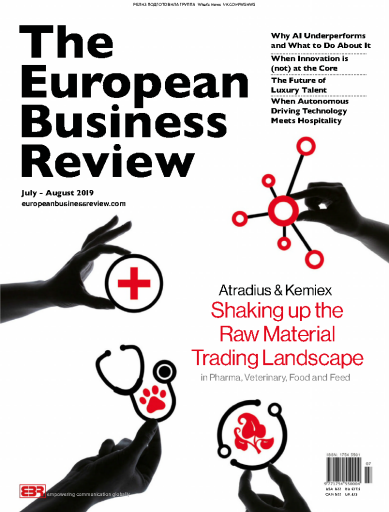 The European Business Review - 07.2019 - 08.2019