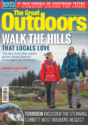 The Great Outdoors  Spring 2019