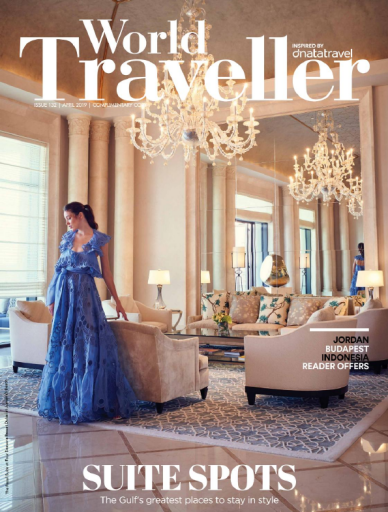 World Traveller - April 2019